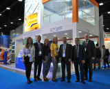 Turbulentnost-Don Group of Companies took part in the largest annual exhibition ROS-GAZ-EXPO as part of the IX St. Petersburg Gas Forum.