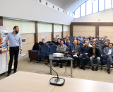 "Employees of ""Turbulentnost-DON"" Group of Companies have trained specialists of Gazprom Mezhregiongaz Rostov-on-Don"