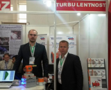 Turbulentnost-DON Group participated in the 21st International exhibition «Oil, Gas Refining & Petrochemical Exhibition IRAN Oil Show 2016»