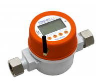 Grand SPI gas meter with a telemetry system